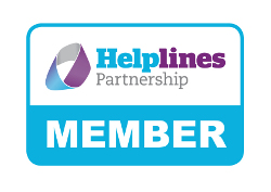 The Helpline Partnership Member logo