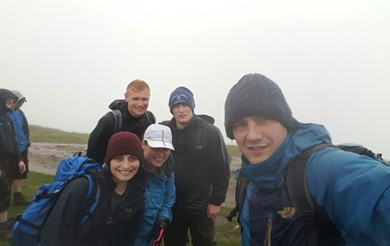 St Johns Buildings Chambers take on the Three Peaks Challenge