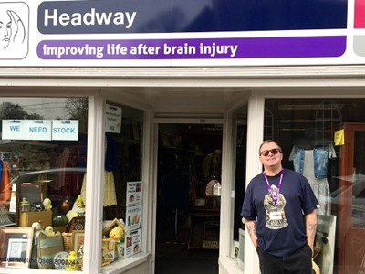 Hitting the High Street at Headway's Hinckley shop