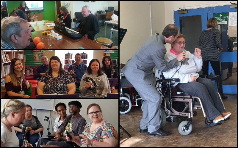 Music sessions at Headway in full-swing